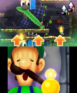 Mario and Luigi Dream Team Screenshot 16