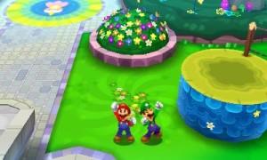 Mario and Luigi Dream Team Screenshot 17