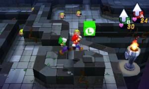 Mario and Luigi Dream Team Screenshot 18