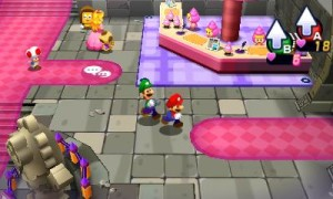 Mario and Luigi Dream Team Screenshot 19