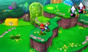 Mario and Luigi Dream Team Screenshot 22