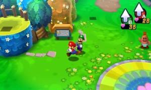 Mario and Luigi Dream Team Screenshot 24