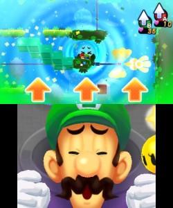 Mario and Luigi Dream Team Screenshot 25
