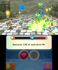 Mario and Luigi Dream Team Screenshot 3