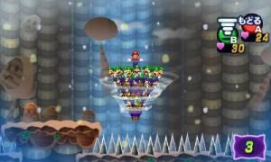 Mario and Luigi Dream Team Screenshot 31
