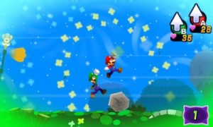 Mario and Luigi Dream Team Screenshot 4
