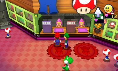 Mario Luigi Dream Team Block Size Revealed Gaming Reinvented