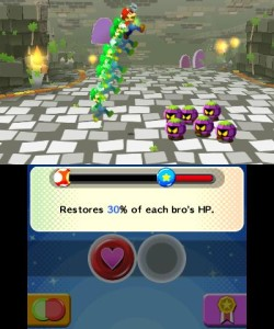 Mario and Luigi Dream Team Screenshot 6
