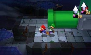Mario and Luigi Dream Team Screenshot 9