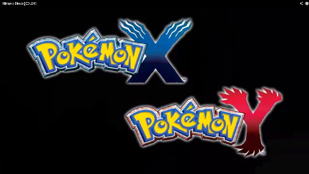 pokemonX&Y