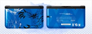 More Pokemon X and Y 3DS
