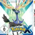 Pokemon X Box Art Europe