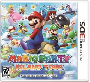 Mario Party Island Tour Box