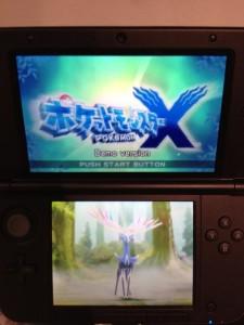 PokemonXtitlescreen