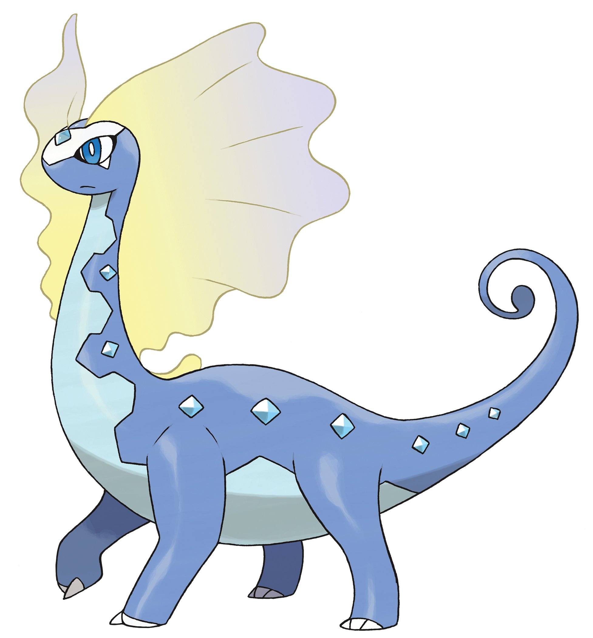 Tyrantrum And Aurorus Revealed For Pokemon X And Y Gaming