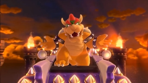 Super Mario 3D World Gets New Trailer!   Gaming Reinvented