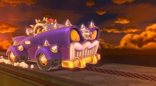Super Mario 3D World is the best portrayal of Bowser yet