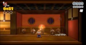 Japanese Mario level