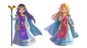 Link Between Worlds characters