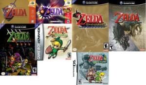 Zelda three dungeons