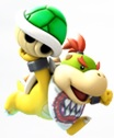Bowser Jr Art