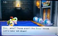 Bowser Jr vs Boo clones
