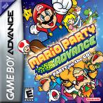 Mario party GBA