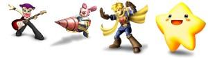 New Nintendo Characters