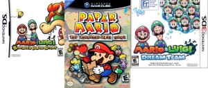 Acclaimed Mario RPGs