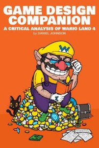 wario land 4 book title