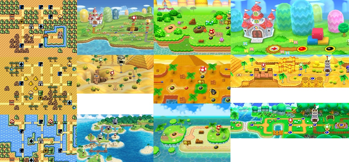 Opinion Five Things the Super Mario Bros Series Should Take from
