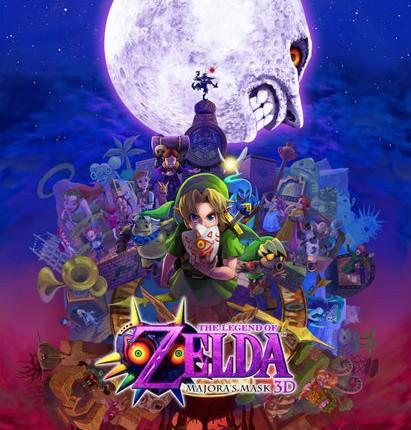 Zelda Majora's Mask Cast
