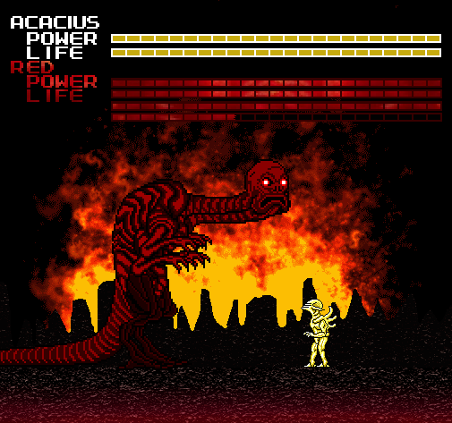 NES Godzilla Creepypasta being Made as Actual ROM Hack