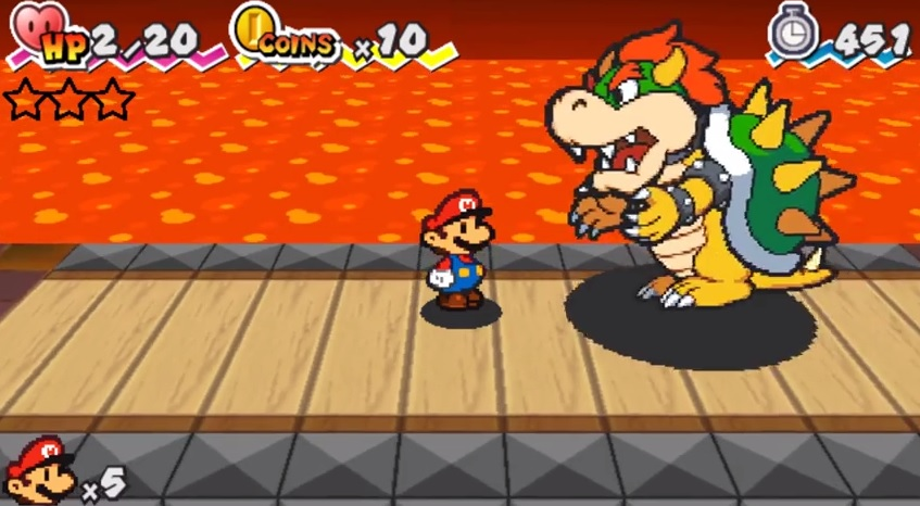 An Interview With Dj Coco Paper Mario 3d Land And Super Mario