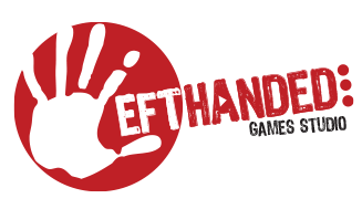 Lefthanded Games Logo