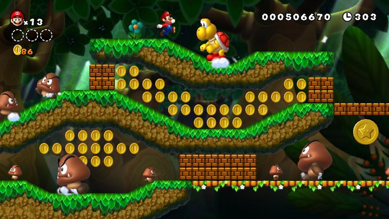 Editor New Super Mario Bros 2