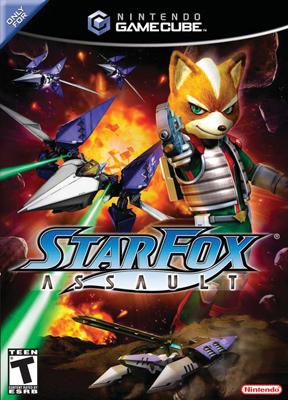 StarFoxAssault