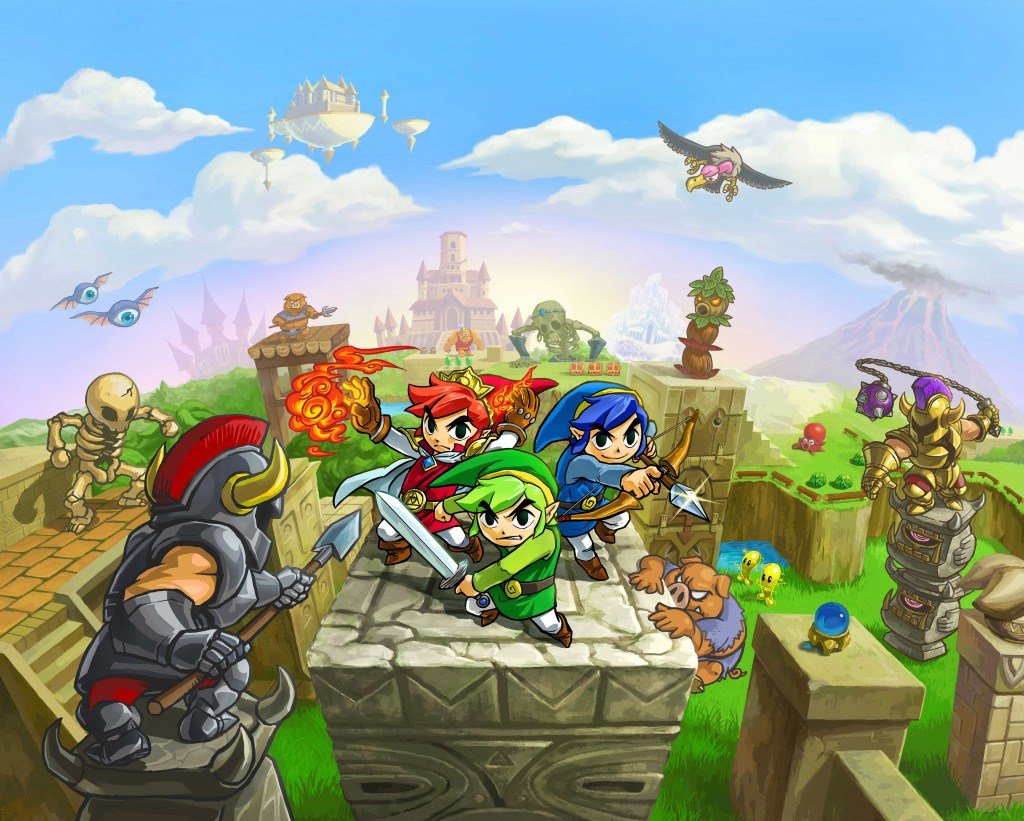 TriForce Heroes Picture