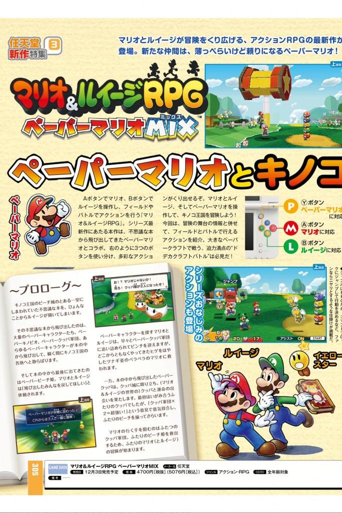 Mario & Luigi scan 1