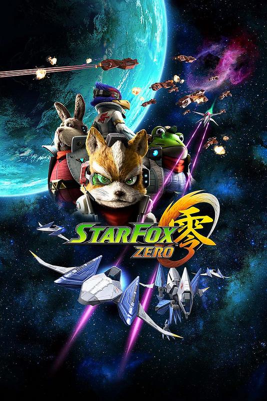 StarFoxZeroArt1
