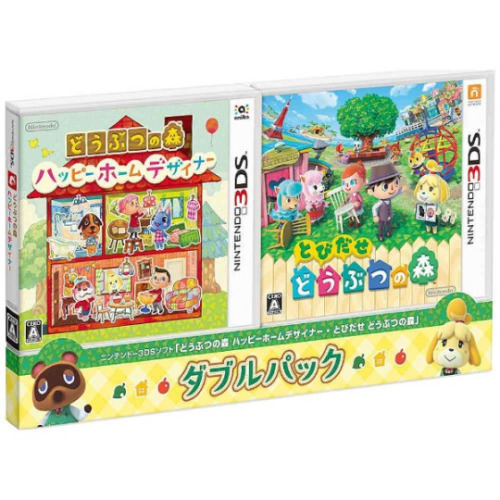 Animal Crossing Double Pack