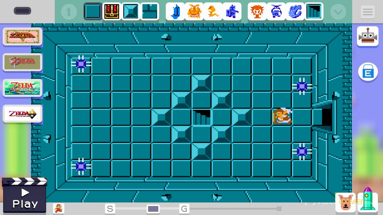 Game Maker Zelda