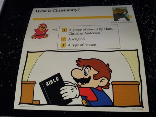 MarioChristianity