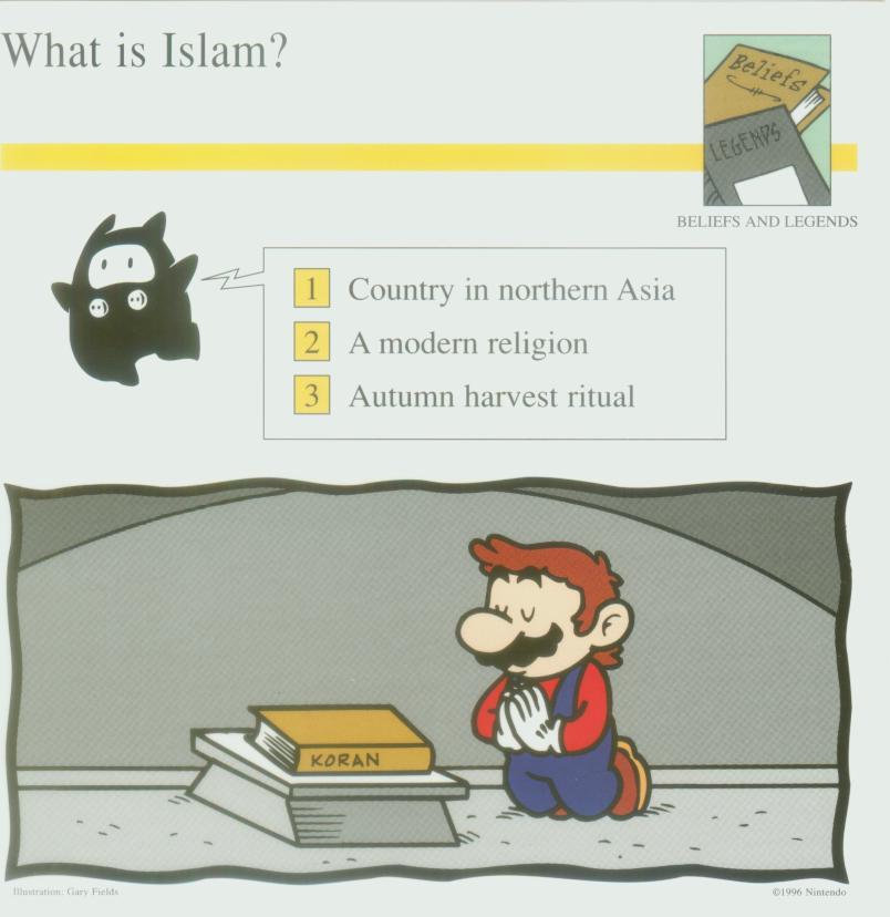 Mario Islam