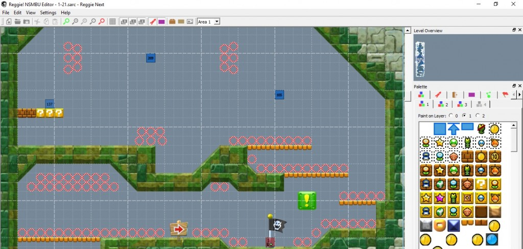 Level editor archives gaming reinvented new super mario bros u editor gumiabroncs Choice Image