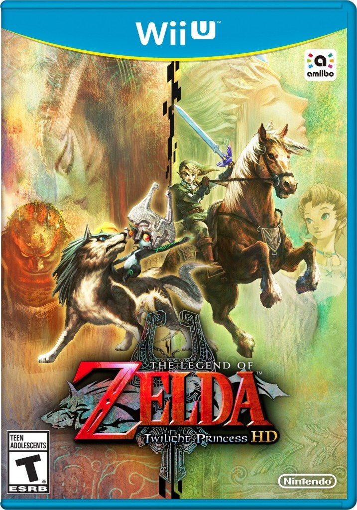 twilight princess hd box us