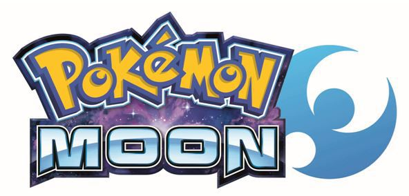Pokemon Moon Logo