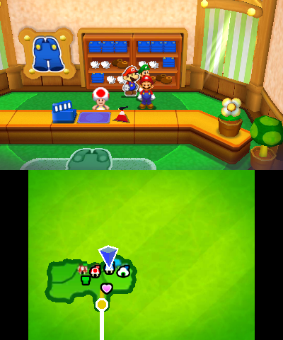 You Can Turn Mario Luigi Paper Jam Into A Paper Mario Game With
