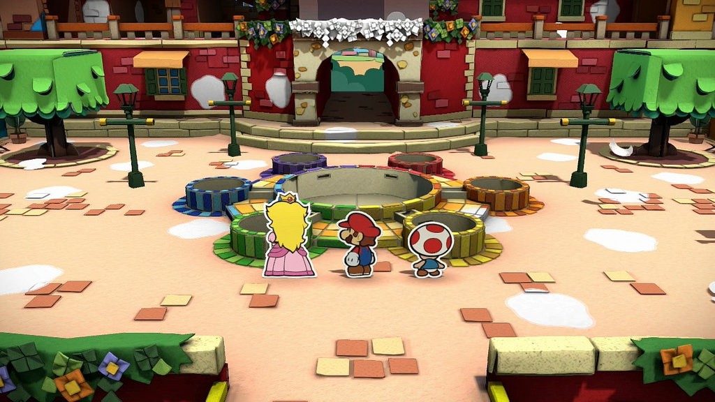 Paper Mario Colour Splash 7