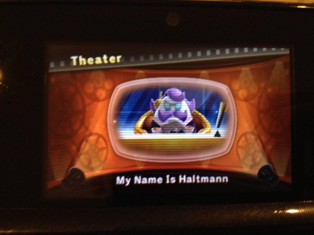 President Haltmann